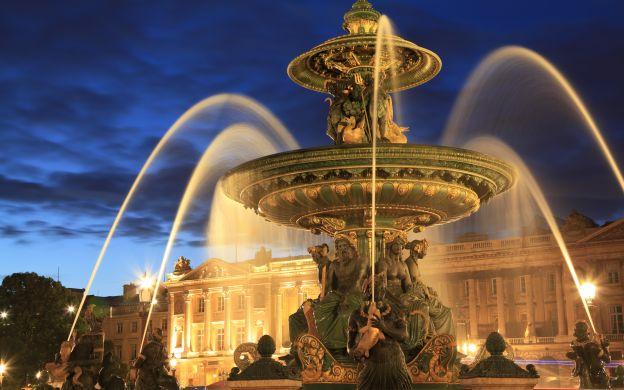 Paris Illuminations Tour
