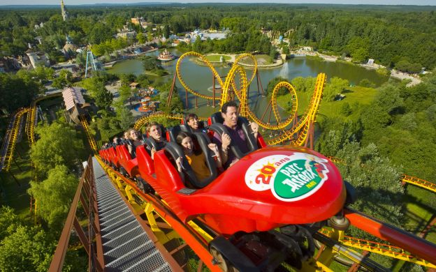 Asterix Park Admission Ticket – Transfer from Paris