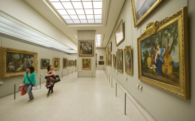 Louvre Museum: Skip-the-Line, Guided Tour