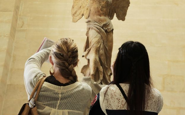 Skip the Line - Louvre Private Museum Tour