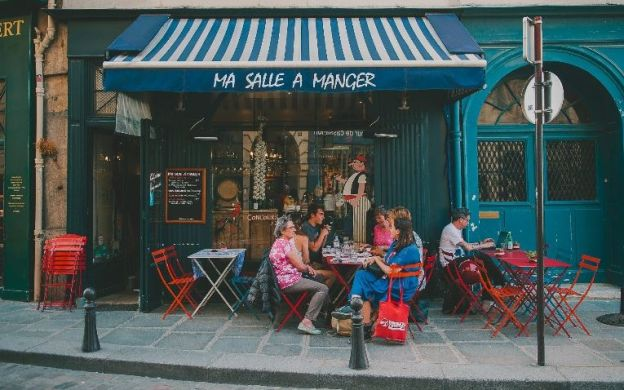 From Bohemian to Bourgeois: A Walking Tour of St Germain and the Latin Quarter