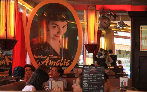 Searching for a Star– A Cinematic tour of Paris