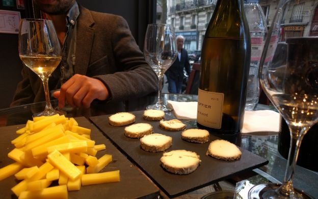 Discover Your Nose for Wine And Cheese