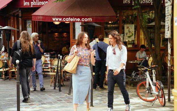 Private Parisian Kickstart Tour with a Local