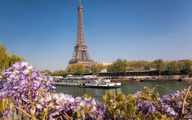 Eiffel Tower Visit with Skip-The-Line Ticket to 2nd Floor and a Magical Seine River Cruise