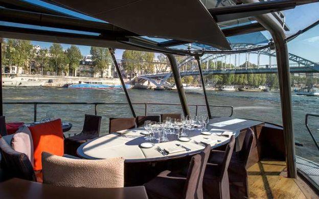 Seine River Lunch Cruise – Marina De Paris