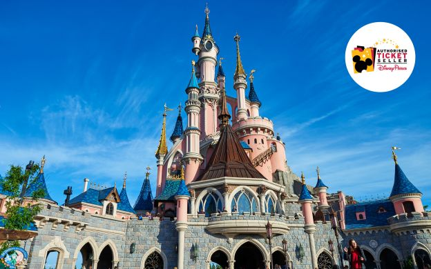 Disneyland® Paris Mini Ticket: 2-Day, 2-Parks