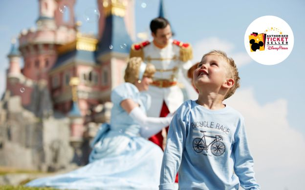 Disneyland® Paris 1-Day, 2-Park Hopper Ticket