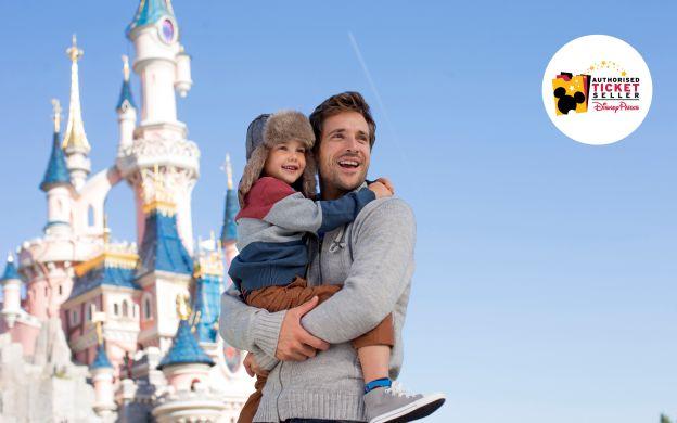 Disneyland® Paris Express Return Shuttle Transfers, 1 or 2 Parks