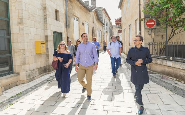 Bordeaux Vineyards and Wineries: Train from Paris, Wine Tastings, Chateau Lunch