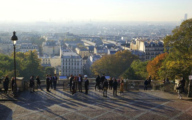 Paris City Tour: Montmartre, Louvre Visit, Eiffel Tower 2nd Floor, Seine Cruise – Skip-the-Line!
