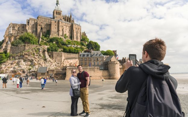 Mont Saint-Michel Day Tour: High-Speed Train from Paris, Skip-the-Line Abbey Visit, Guide