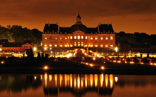 Dinner at the Candlelit Palace of Vaux-Le-Vicomte - Tour from Paris