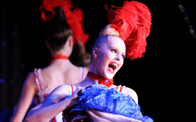 Moulin Rouge: Show, Champagne with Paris Illuminations Tour