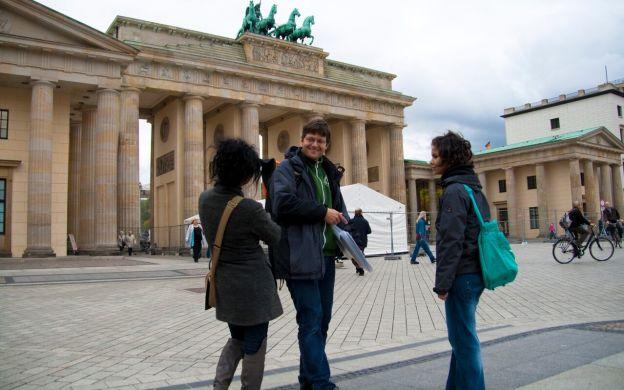 Story of Berlin Walking Tour