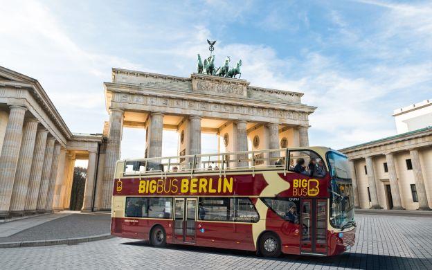 Big Bus: Berlin Hop-On, Hop-Off Tour