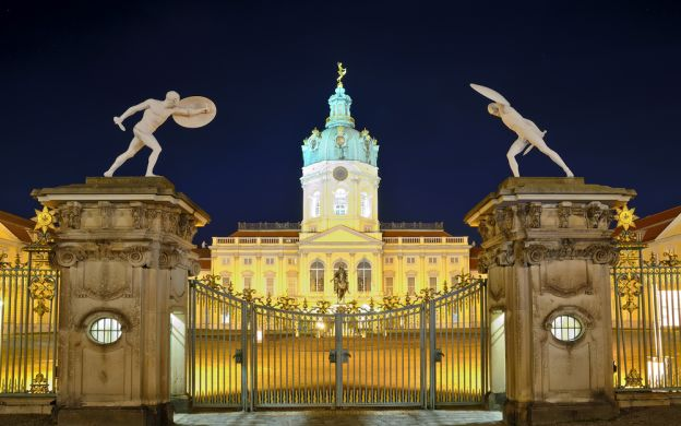 Candlelit Dinner and Concert at Charlottenburg Palace, Berlin