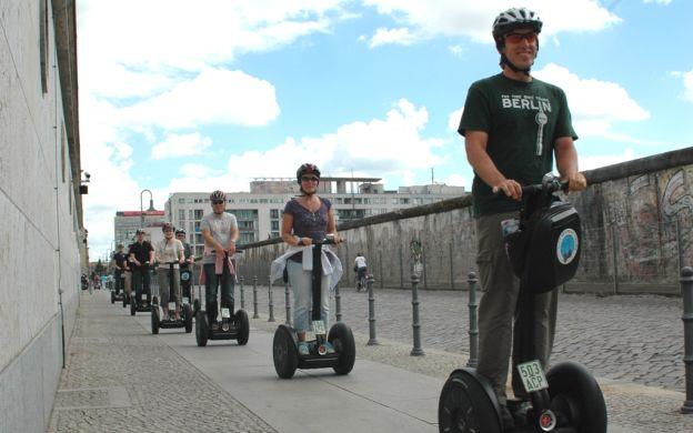 Berlin Segway Tour