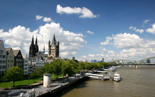 Panoramic Cruise in Cologne