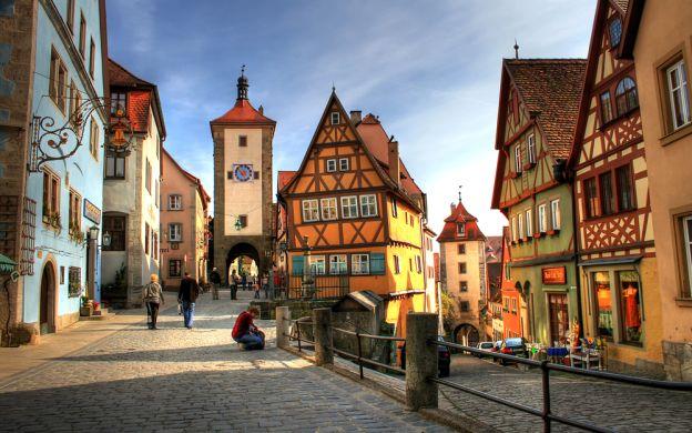 Rothenburg Tour from Frankfurt