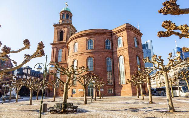 Frankfurt City 1 Hour Tour