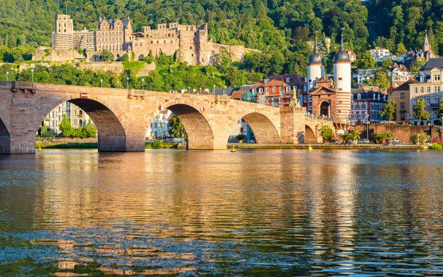 Heidelberg Afternoon Tour from Frankfurt