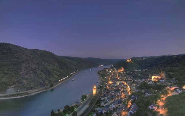 Romantic Rhine Valley Half Day Tour from Frankfurt