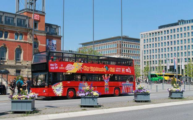 City Sightseeing Kiel: Hop-On, Hop-Off Tour