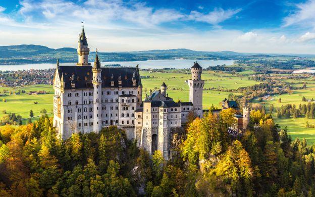 Neuschwanstein Castle – Tour from Munich