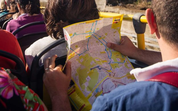 Athens Open Tour: Hop-on, Hop-Off Bus Ticket