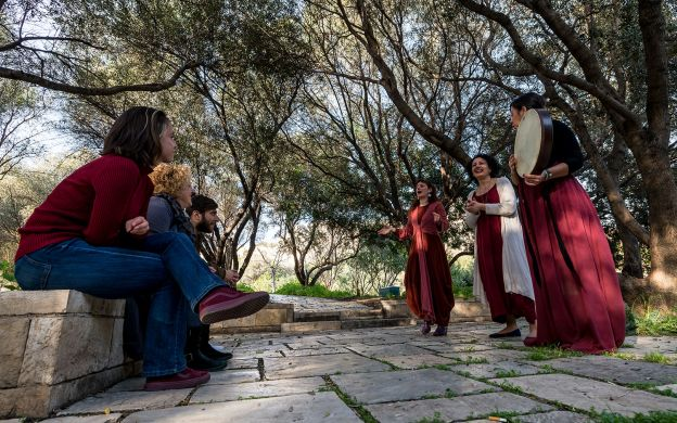 Athens Mythology Storytelling Walk