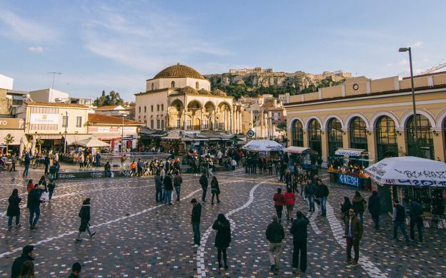 Best of Ancient and Modern Athens Tour