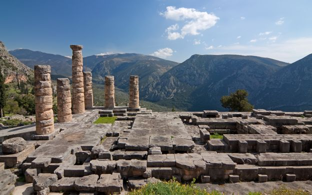 Delphi Day Tour From Athens