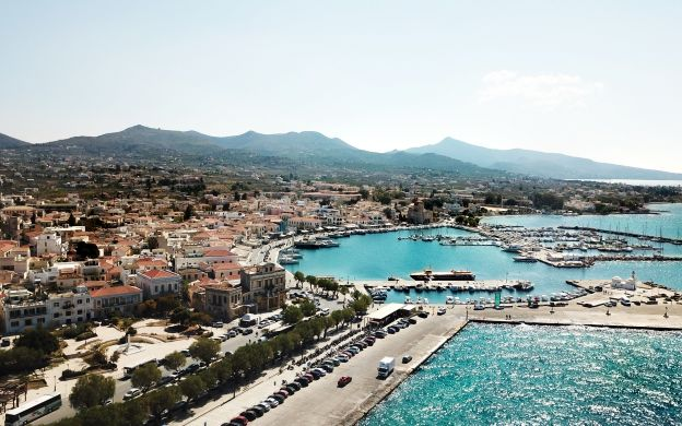Greek Islands Cruise from Athens: Agistri, Moni and Aegina
