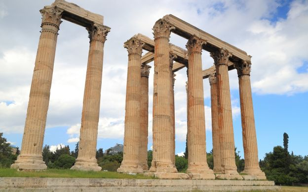 A Day with the Classics: Private Guided Tour of the Acropolis and Temple of Poseidon