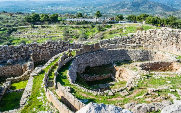 Ancient Marvels of Greece: Sightseeing Tour of Mycenae and Epidaurus