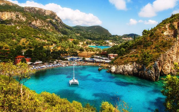 A Day in Albania - From Corfu