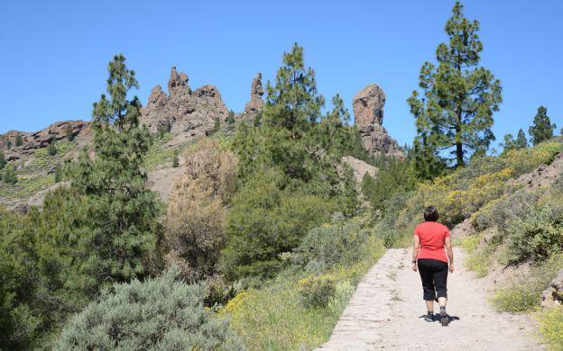 Hiking Along the Samaria Gorge