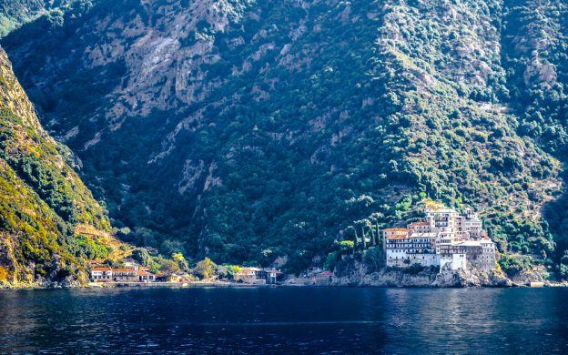 Cruise to Mount Athos, the Holy Mountain
