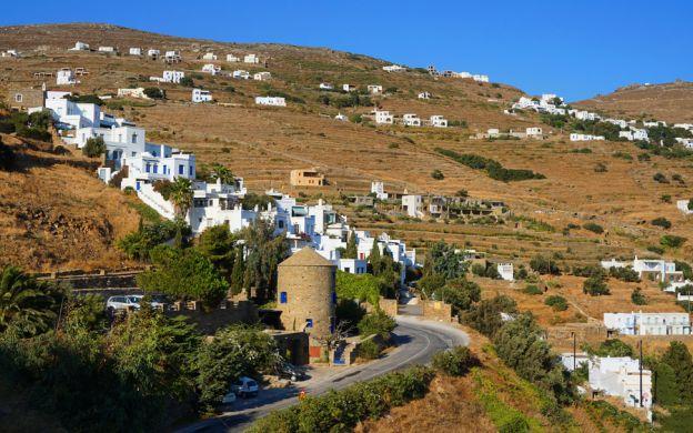 Tinos Sightseeing Tour