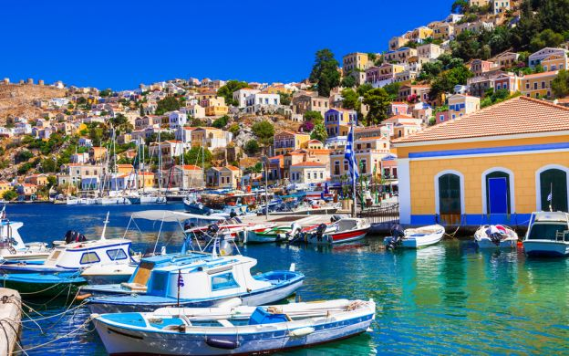 Symi Island Cruise