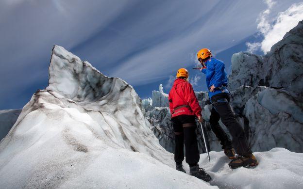 Skaftafell Glacier Hiking Adventure