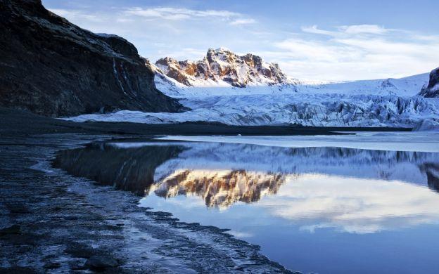 Skaftafell National Park & Glacier Hike