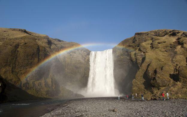 Iceland's South Coast & Jökulsárlón Glacial Lagoon