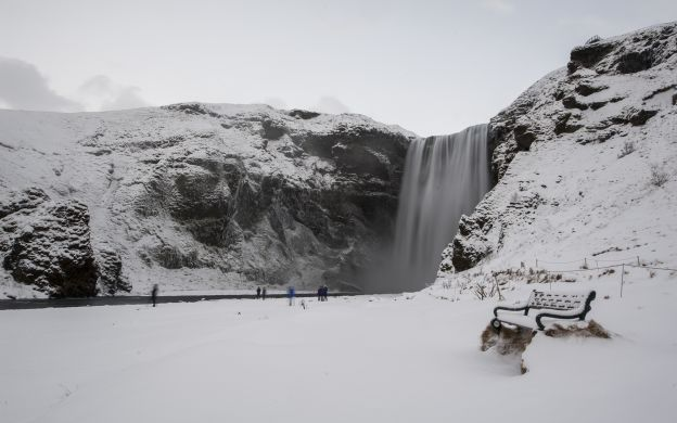 South Coast Small Group Tour with Guide - From Reykjavik