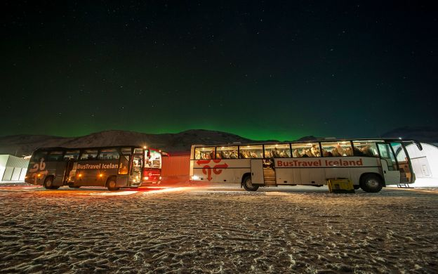 Northern Lights Tour with FREE Reykjavik Museum Ticket