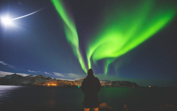 Northern Lights Luxury Tour with Snacks from Reykjavik