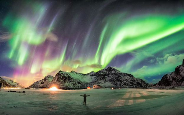 Small-Group Premium Northern Lights with Snacks