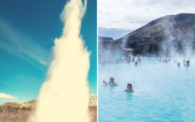 Premium Golden Circle Tour with Blue Lagoon Transfer