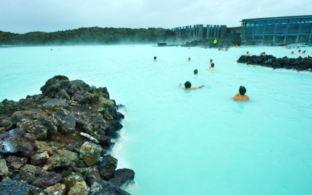 Golden Circle and Blue Lagoon with Admission, from Reykjavik